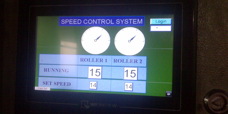 rubber_miill_speed_controlling_system
